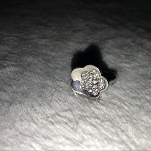 Jewelry - Silver Flower Ring